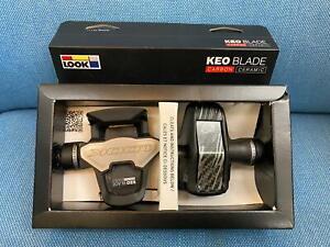 LOOK Keo Blade Carbon Ceramic 12/16Nm Road Clipless Pedal (TDF Sliver) #00024932
