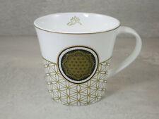 Goebel Porzellan   Blume des Lebens Weiß - Coffee-/Tea Mug  Lotus