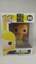 Funko Pop Kill Bill The Bride Beatrix + Pop Protector
