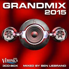 Ben Liebrand - Grandmix 2015  new 3 cd box