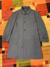 Brunello Cucinelli 100% Cashmere Reversible Jacket Insulated Long Coat  Men's 56