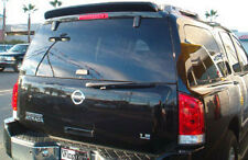 REAR SPOILER for INFINITI QX56 SUV Painted Rear Hatch Spoiler 2004-2010