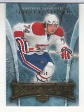 SERGEI KOSTITSYN 2007-08 UD ARTIFACTS # 242 GOLD ROOKIE 50 MADE CANADIENS MINT