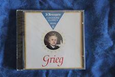 La collezione classica vol. 15 - Grieg - CD EDITORIALE SIGILLATO SEALED