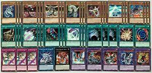 Yu-Gi-Oh! - Cyber Drache Anime Deck Core mit Extradeck - 48 Karten