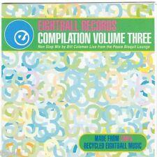 Eightball Records Compilation 3 - CD MIXED - HOUSE DEEP HOUSE JAZZ ACID JAZZ