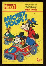 MICKEY-PARADE N°1101 BIS. MICKEY YOUPI. EDI-MONDE. 1973.