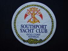 SOUTHPORT YACHT CLUB GLD COAST AUSTRALIA COASTER