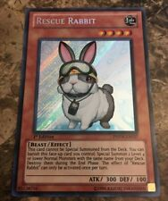 Rescue Rabbit - PHSW-EN037 - Secret Rare 1st Edition - M/NM Yugioh