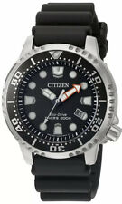 Citizen Men's BN0150-28E Promaster Professional Diver Watch With SCUBA Case New