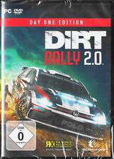 DiRT Rally 2.0 Day One Edition (PC) -  Neu & OVP - Deutsche USK Version