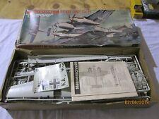 REVELL MESSERCHMITT BF-110 1/32 H-250