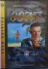 DVD JAMES BOND CONTRE DR NO - JAMES BOND 007 - Sean CONNERY -REMASTERISE - NEUF