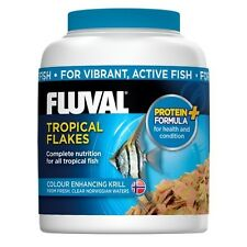 Fluval Tropical Fish Food Flakes 54g