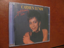 CARMEN LUNDY good morning kiss-CD-(vocal jazz) fino 2 cd spese fisse-oltre ved