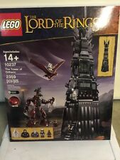 LEGO 10237 THE TOWER of ORTHANC Lord of the Rings Sold Out - Retiring NISB