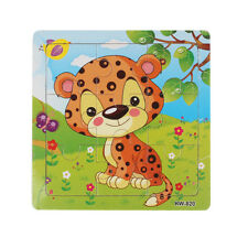 Baby Cheetah Jigsaw Puzzle -9 Pieces Brand New -Early Learning Great Fun Kids