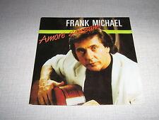 FRANK MICHAEL 45 TOURS BELGIQUE AMORE SCUSAMI 2