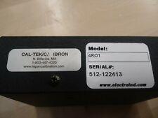 Cal-tek/calibron, Used / 4RO1 / Input/Output/PLC logic controller