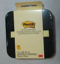 3m Post It Note Dispenser With 50 Post It 3 X 3 Sheets