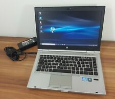 Win 10 Pro Business Notebook HP 8460p i5 2,5-3,2GHz Fingerprint WLAN 120GB SSD