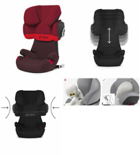 CYBEX Silver Solution X2-Fix Child's Car Seat, For Cars with and without ISOFIX,