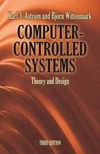 Computer-Controlled Systems : Theory and Design by Bjorn Wittenmark,...