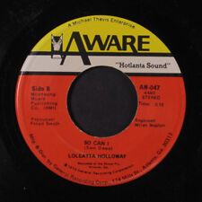 LOLEATTA HOLLOWAY: Cry To Me 45 Soul