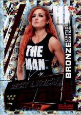 Karte LEMC - Becky Lynch - Bronze Limited Edition - WWE Slam Attax - Universe