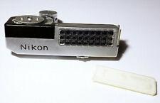 NIKON PHOTOELECTRIC EXPOSURE METER (MODEL 3) FOR NIKON F