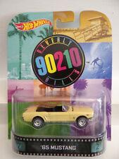 Hot Wheels Retro Entertainment Ford Diecast Cars