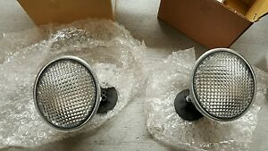 New Beetle 98 to 05 clear reverse and fog light set