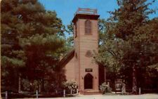(hn6) Nashua IA: The Little Brown Church in the Vale
