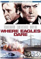 Where Eagles Dare 0883929107605 DVD Region 1