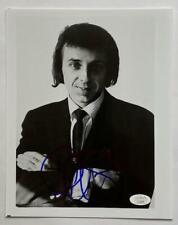 PHIL SPECTOR Signed Autograph 8x10 Photograph JSA Authentication