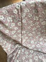 2m Liberty Art Fabrics ' Heidi'Silk Crepe De Chine fabric