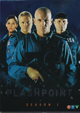 FLASHPOINT: The First Season ( DVD 2009 Canadian) (D4)