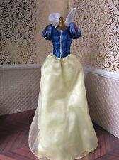 Snow White Gown Disney Store Classic Barbie Doll Dress