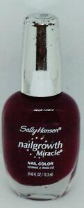 Sally Hansen Nailgrowth Miracle Nail Polish Nail Color PERFECT PLUM #350