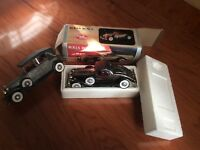 Vtg Lot cars vehicles Rolls Royce Phantom II Radio Solid State w/box