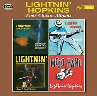 Lightnin' Hopkins - Four Classic Albums (Lightnin' And The Blues / [CD]