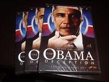The OBAMA DECEPTION dvd  an ALEX JONES film INFOWARS.COM starring BARACK HUSSEIN