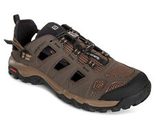 SALOMON ELLIPSE CABRIO MENS HIKING SANDALS - ABSOLUTE BROWN/BURRO & BLACK