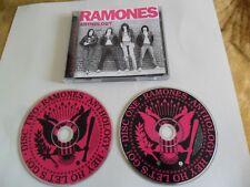 Ramones - Anthology (2CD 2001) Germany Pressing