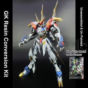 Ryujinmaru Final Resin Conversion Kit for 1/100 Gundam Barbatos Lupus Rex Model