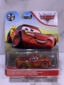 Disney Cars Muddy Rusteze Lightning McQueen.