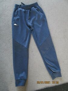 Boys Ellesse Tracksuit Bottoms Size LB ( Approx 12-13 years )