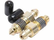 For 1991-1996 GMC Sonoma Brake Bleeder Screw Front Russell 29823RF 1992 1993