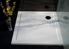DUSCHWANNE DUSCHTASSE DUSCHE BRAUSEWANNE Perfekt 4 cm Hoch F90C 90 cm SMC Top #2