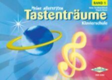 """Terzibaschitsch: MEINE ALLERERSTEN TASTENTR�""""UME 1 - Klavierschule Kinder VHR3400"""